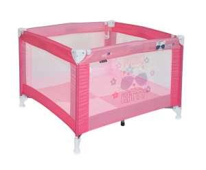 Lorelli Play utazó járóka Kitty #rózsaszín