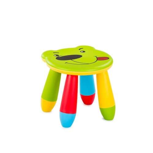 Chipolino műanyag kis szék #macis #zöld