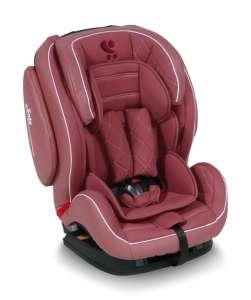 Lorelli Mars SPS Isofix Autósülés 9-36kg #rózsaszín-bőr 31306134 Lorelli Gyerekülés
