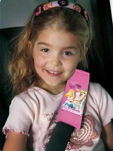 Markas Disney Hercegnők biztonsági öv párna