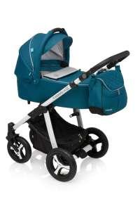 Baby Design Lupo Comfort 2in1 Babakocsi #türkiz 30475212