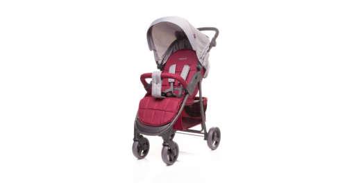 4 Baby Rapid sport Babakocsi  bordó-szürke  22db72a23a