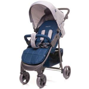 4 Baby Rapid sport Babakocsi #sötétkék-szürke
