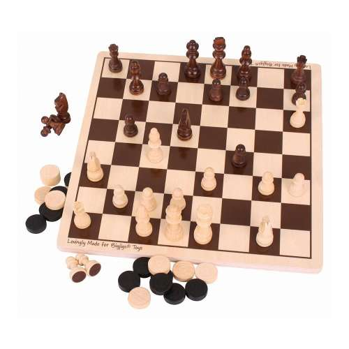 Bigjigs sakk készlet