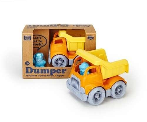Green Toys kis munkagépek - Dömper