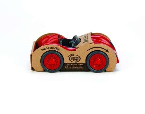 Green Toys #piros versenyautó
