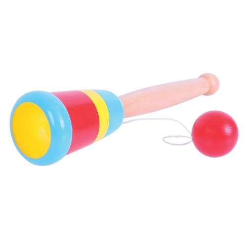 Bigjigs labdás ügyességi játék