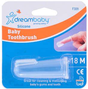 Dreambaby ujjra húzható szilikon Fogkefe 30204641