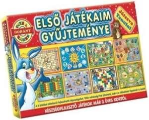Dorex Első játékaim gyűjteménye Társasjáték 30204643 Társasjáték