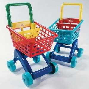 Boltos játékok, bevásárlás