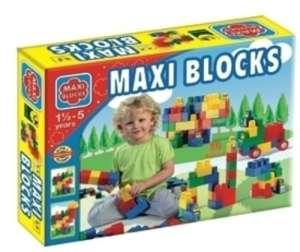 Dorex Maxi blocks Építőjáték 56db 30204696 Fa építőjáték