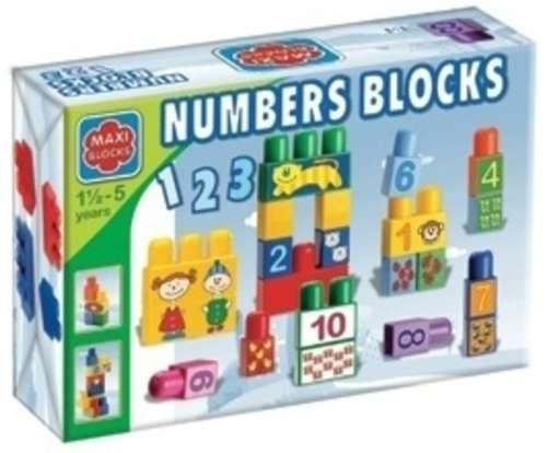 Dorex Maxi blocks játszva tanulni Építőjáték