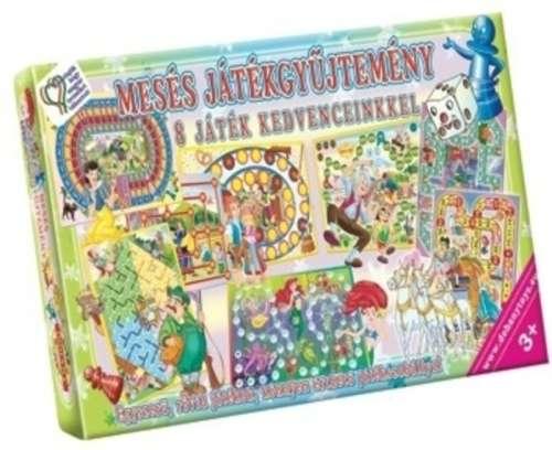 Dorex Mesés játékgyűjtemény társasjáték