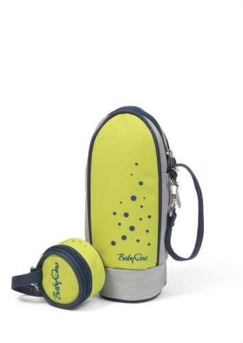 BabyOno cumisüveg melegentartó cumitartóval Style univerzális --602 zöld/kék