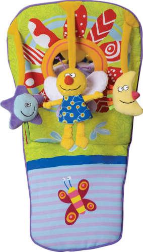 Taf Toys autós bébi játékcenter