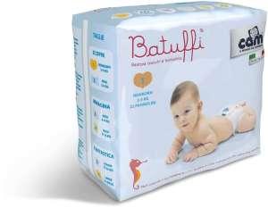 Cam Batuffi Newborn 1 Pelenka 2-5kg (22db) 30204770 CAM Batuffi Pelenka