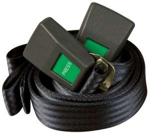 BeSafe extra rögzítő övszett iZi Combi X3hoz