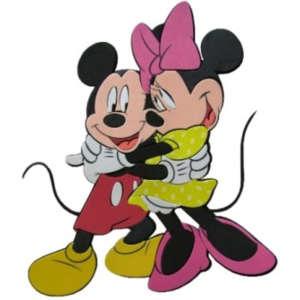 Marko Falidekor - Mickey és Minnie ölelkezik 30208815