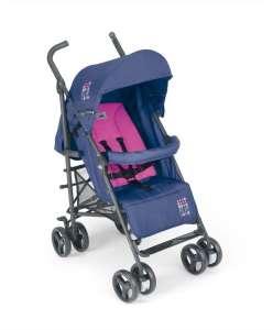 CAM Flip Sportbabakocsi 2015 #rózsaszín-kék 30205002