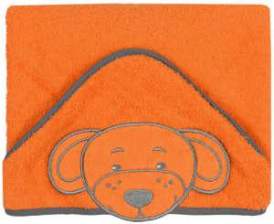 BabyOno fürdőlepedő #76x76cm #narancssárga
