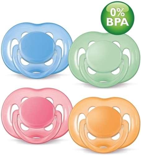 Avent légáteresztő Játszócumi 6-18hó 1db-os BPA-mentes