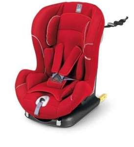 CAM Viaggiosicuro Isofix Autósülés 9-18kg #piros 2017