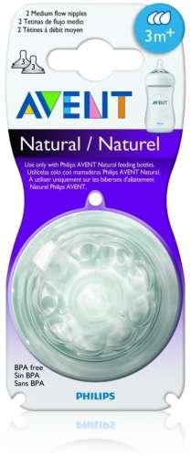 Avent #natural pótcumi közepes folyású #3hó #2db