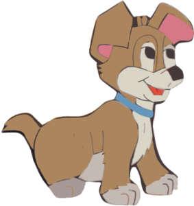 Falidekor kutya 30205212