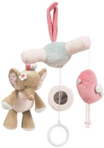 Nattou zenélő Mini Charlotte & Rose elefánt
