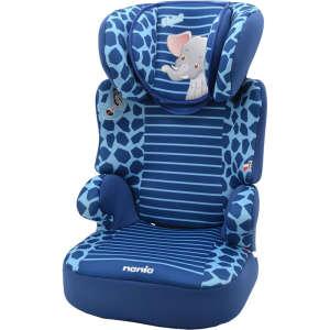 Nania Befix Animals biztonsági Autósülés 15-36kg - Elefánt #kék 30205284 Gyerekülés