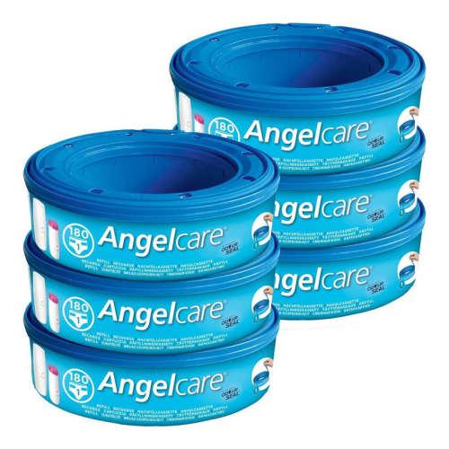 Angelcare Pelenkatároló utántöltő #6db-os