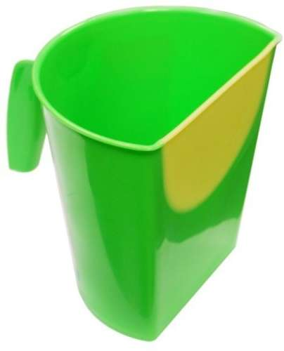 Clevamama hajmosókanna --zöld
