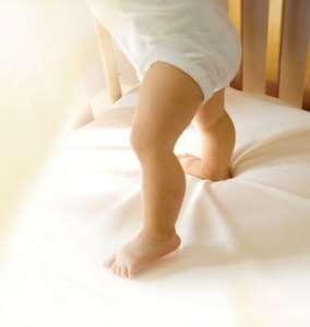Clevamama matracvédő gumis Lepedő 90x190cm #fehér 30205452 Lepedő