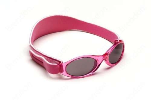 Kidz Banz napszemüveg #rózsaszín