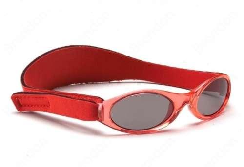 Kidz Banz napszemüveg #piros