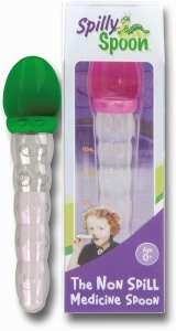 Spilly Spoon Gyógyszeradagoló kanál 30205562 Spilly Spoon Etetési kiegészítő