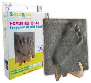 KezesLábas Homok kéz- és láblenyomat készítő készlet
