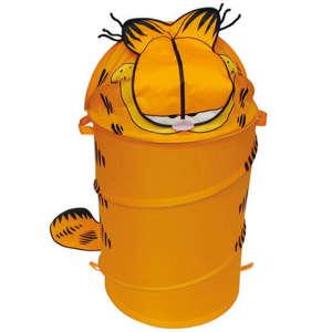 Brillant játéktároló henger - Garfield 30289496 Játéktároló