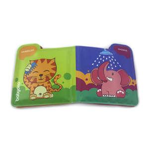 BabyOno Fürdőkönyv - Állatos 30494066 Fürdőjáték