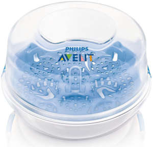 Avent mikrohullámú Gőz Sterilizáló 30205735 Sterilizáló