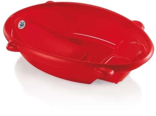 CAM Baby Spa fürdetőkád --U22 (piros)