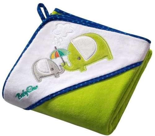 BabyOno fürdőlepedő (76x76cm) (zöld)