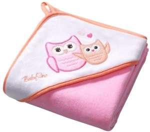 BabyOno Fürdőlepedő 100x100cm #rózsaszín