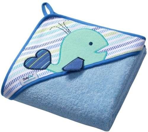 BabyOno fürdőlepedő (76x76cm) (kék)