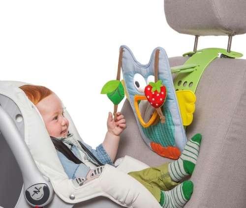 Taf Toys autós játék zenélő bagoly