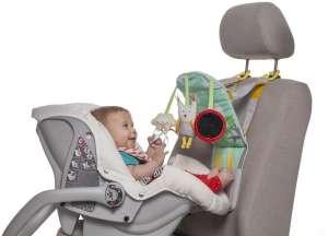 Taf Toys autós interaktív játék Play and Kick 30205836 Fejlesztő játék babáknak