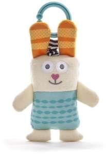 Taf Toys rezgő Csörgő figura Ronnie a nyúl 30205837 Babakocsi, kiságy játék