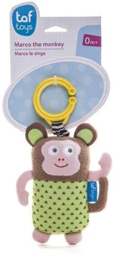 Taf Toys Felakasztható csörgő játék - Majom #barna