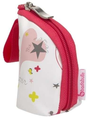 Badabulle cumitartó táska pink B011601