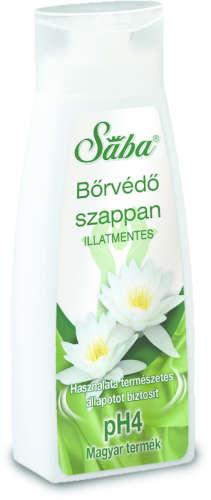 Sába Bőrvédő szappan (250ml)